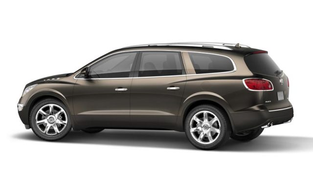 Buick repair & service | Picture of Buick SUV