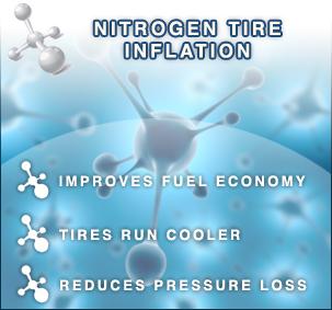 Nitrogen Tire Inflation Phoenix